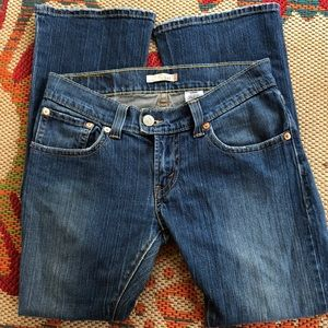 Levi's Low Flare 542 size 10